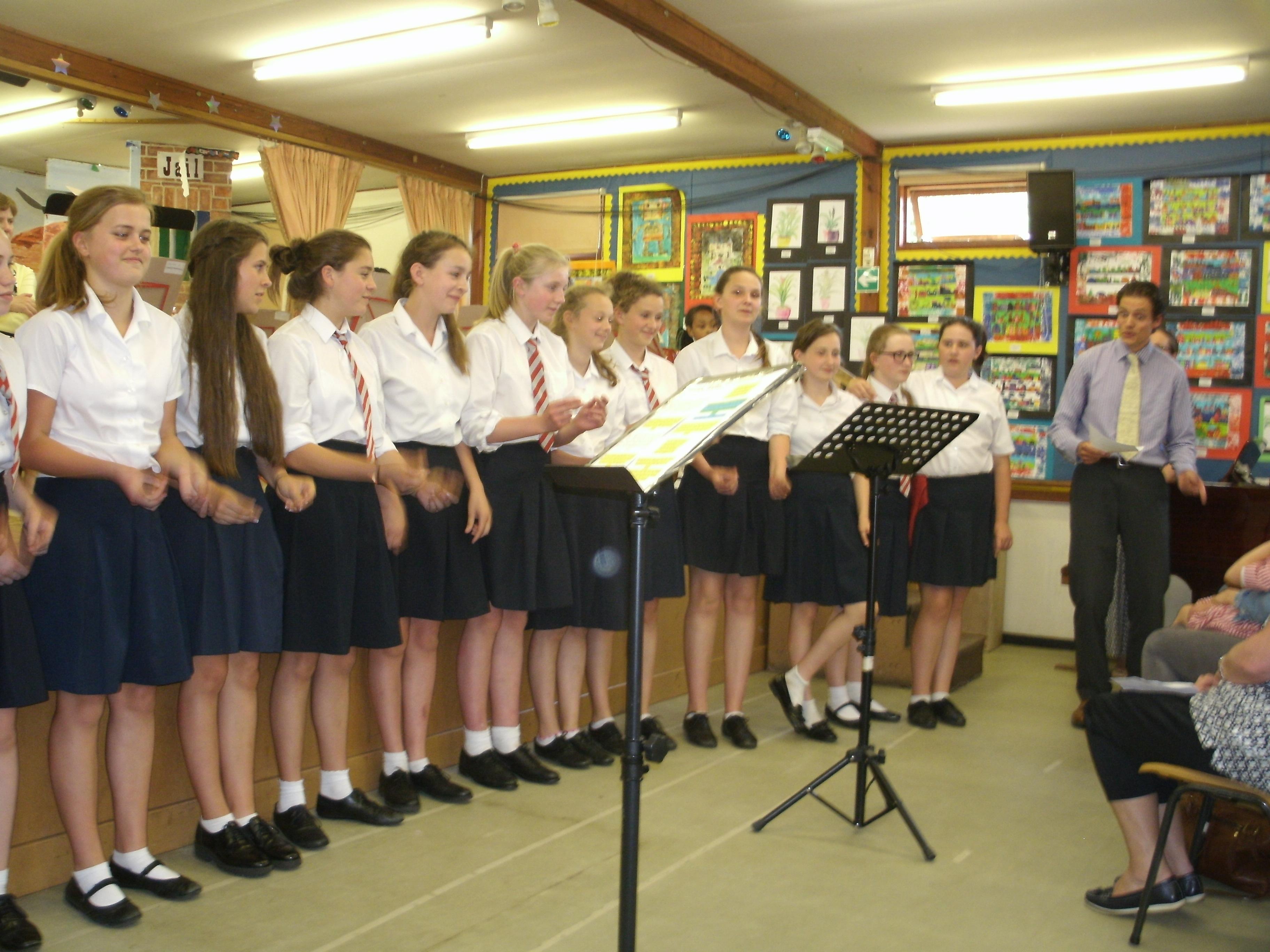Music Stoneygate School