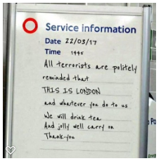 amazing british post